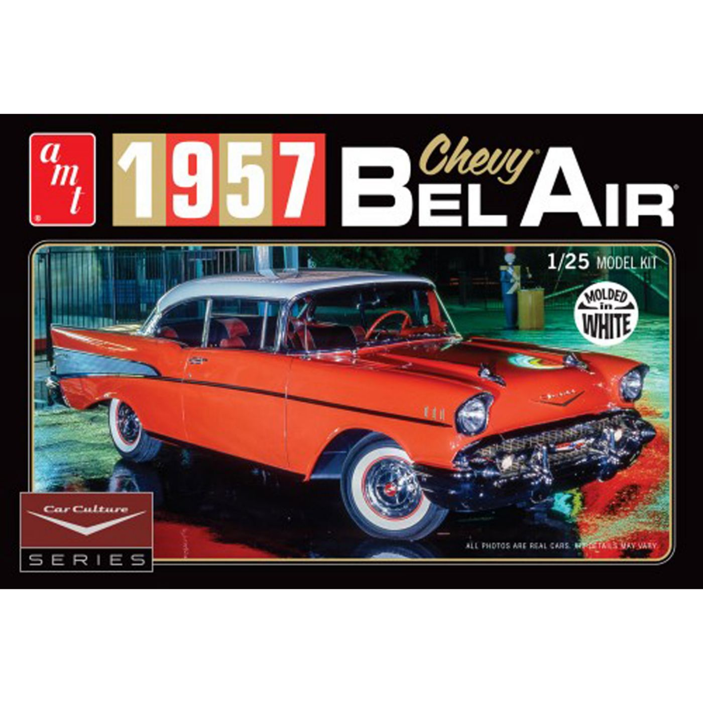 Pca Auto Archives La Boutique Du Tlguid 1957 Chevy Bel Air Fuse Box Location 1 25 W Diorama Booklet White